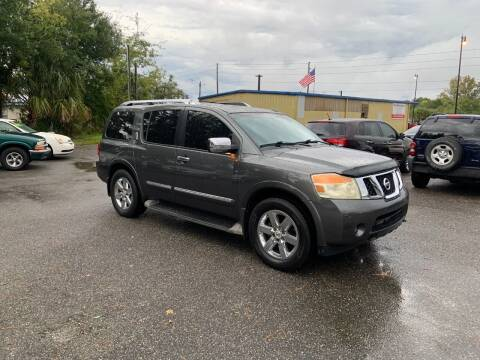 2011 Nissan Armada for sale at Sensible Choice Auto Sales, Inc. in Longwood FL