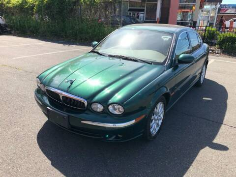 2003 Jaguar X-Type for sale at MAGIC AUTO SALES in Little Ferry NJ