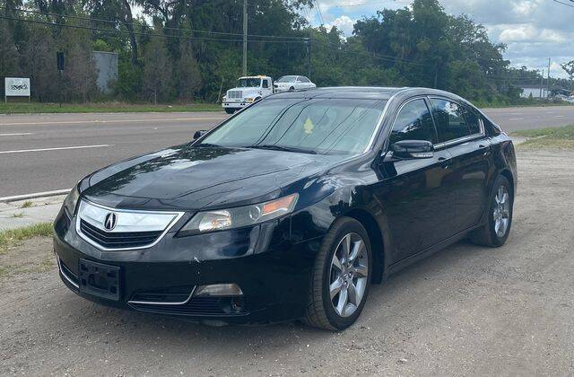2012 Acura TL for sale at Pioneers Auto Broker in Tampa FL