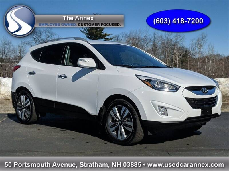 2015 Hyundai Tucson for sale at The Annex in Stratham NH