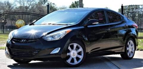2011 Hyundai Elantra for sale at Texas Auto Corporation in Houston TX