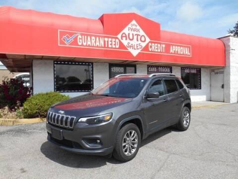 2019 Jeep Cherokee for sale at Oak Park Auto Sales in Oak Park MI