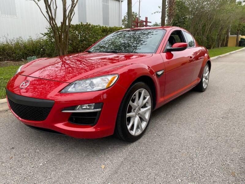 2011 Mazda RX-8 for sale at DENMARK AUTO BROKERS in Riviera Beach FL