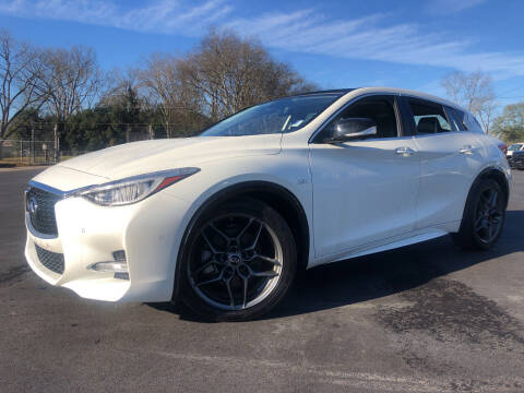 2018 Infiniti QX30 for sale at Beckham's Used Cars in Milledgeville GA