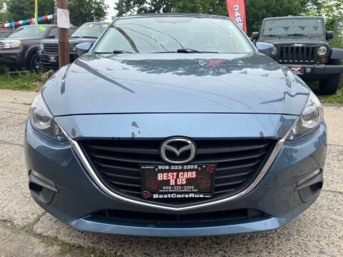2016 Mazda MAZDA3 for sale at Best Cars R Us in Plainfield NJ