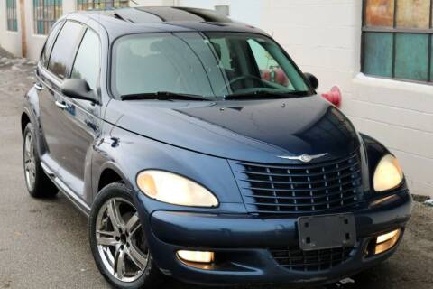 2003 Chrysler PT Cruiser for sale at JT AUTO in Parma OH