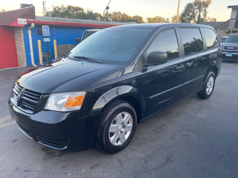 2008 Dodge Grand Caravan for sale at Car Mas Broadway in Crest Hill IL