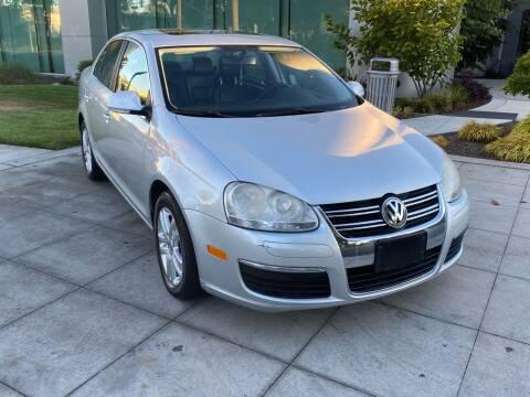 2007 Volkswagen Jetta for sale at Top Motors in San Jose CA