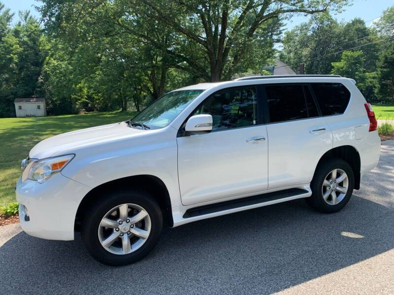 2011 Lexus GX 460 for sale at 41 Liberty Auto in Kingston MA