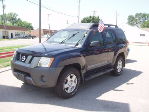 2006 Nissan Xterra for sale at Your Own Auto Sales Inc. in Wichita KS