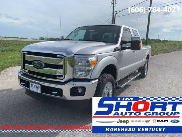 2016 Ford F-250 Super Duty for sale at Tim Short Chrysler in Morehead KY