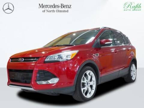 2013 Ford Escape for sale at Mercedes-Benz of North Olmsted in North Olmstead OH