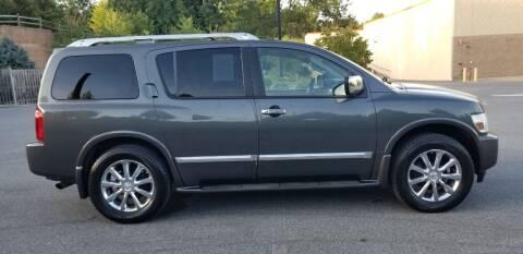 2010 Infiniti QX56 for sale at Lehigh Valley Autoplex, Inc. in Bethlehem PA
