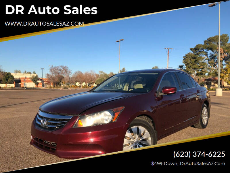 2011 Honda Accord for sale at DR Auto Sales in Glendale AZ