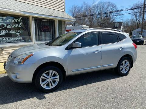 2012 Nissan Rogue for sale at Real Deal Auto Sales in Auburn ME