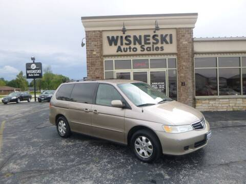 2004 Honda Odyssey for sale at Wisneski Auto Sales, Inc. in Green Bay WI