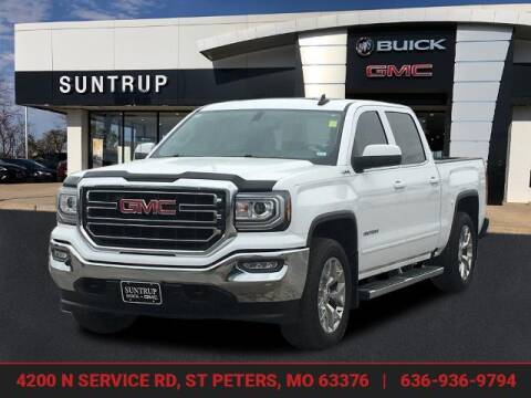 2017 GMC Sierra 1500 for sale at SUNTRUP BUICK GMC in Saint Peters MO