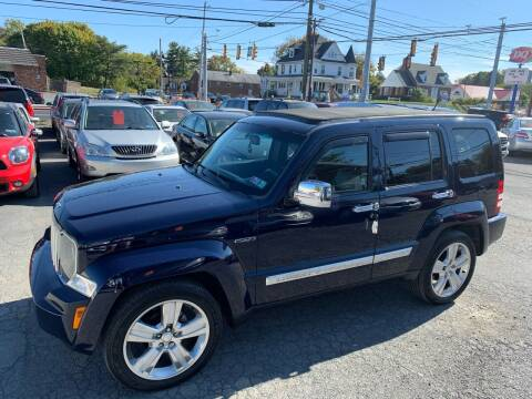 2012 Jeep Liberty for sale at Masic Motors, Inc. in Harrisburg PA