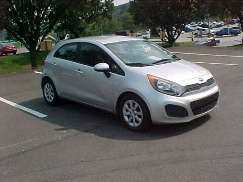 2013 Kia Rio 5-Door for sale at North Hills Auto Mall in Pittsburgh PA