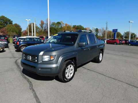 2007 Honda Ridgeline for sale at Paniagua Auto Mall in Dalton GA