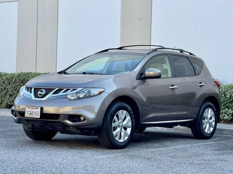 2014 Nissan Murano for sale at Carfornia in San Jose CA