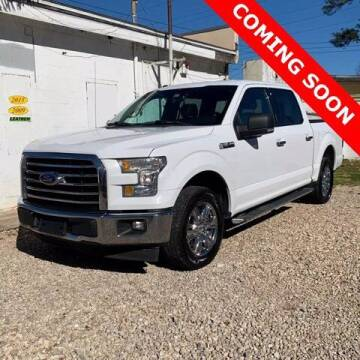 2017 Ford F-150 for sale at Monster Cars in Pompano Beach FL