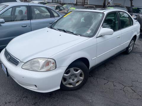 1999 Honda Civic for sale at American Dream Motors in Everett WA