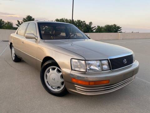 1994 Lexus LS 400 for sale at Car Match in Temple Hills MD