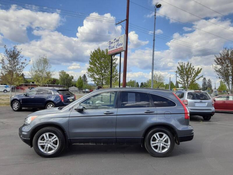 2011 Honda CR-V for sale at New Deal Used Cars in Spokane Valley WA