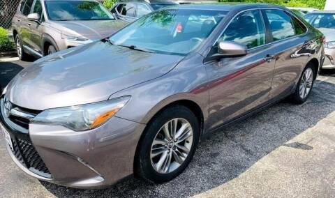 2015 Toyota Camry for sale at Ohio Auto Connection Inc in Maple Heights OH