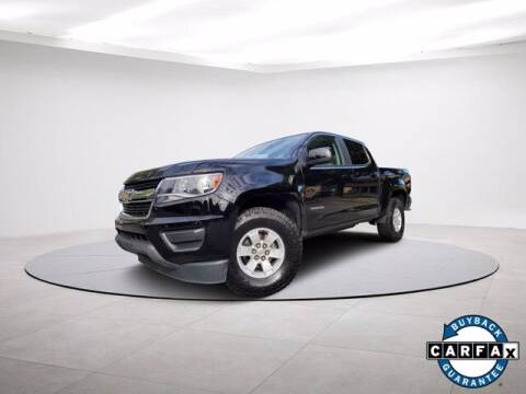 2018 Chevrolet Colorado for sale at Carma Auto Group in Duluth GA