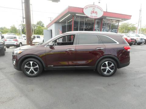 2016 Kia Sorento for sale at The Carriage Company in Lancaster OH