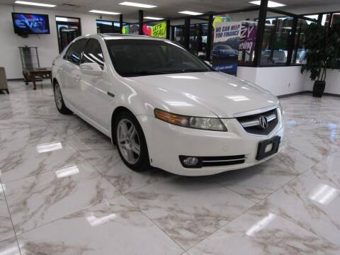 2008 Acura TL for sale at Dealer One Auto Credit in Oklahoma City OK