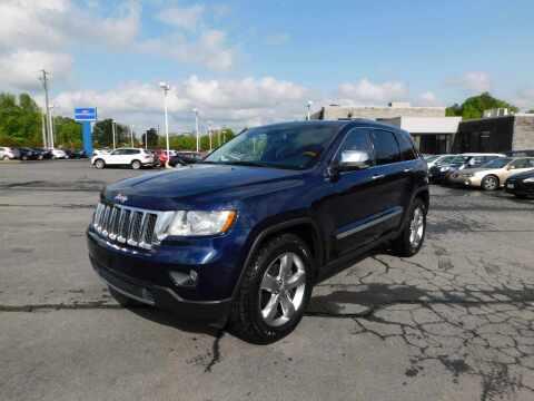 2012 Jeep Grand Cherokee for sale at Paniagua Auto Mall in Dalton GA