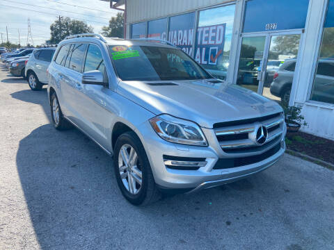 2013 Mercedes-Benz GL-Class for sale at Lee Auto Group Tampa in Tampa FL
