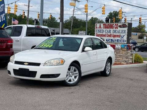 2006 Chevrolet Impala for sale at L.A. Trading Co. Woodhaven in Woodhaven MI