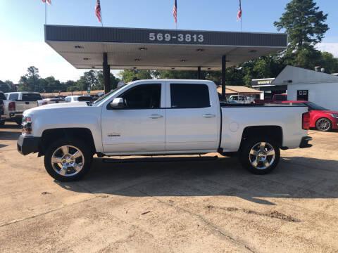 2017 Chevrolet Silverado 1500 for sale at BOB SMITH AUTO SALES in Mineola TX