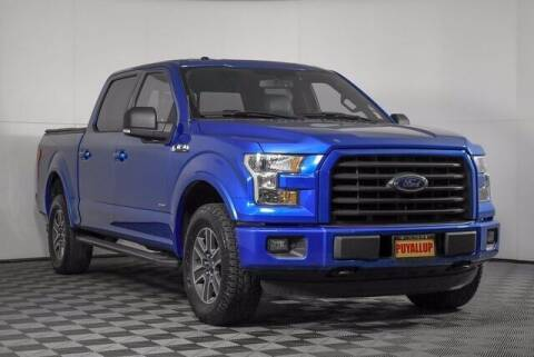 2015 Ford F-150 for sale at Washington Auto Credit in Puyallup WA