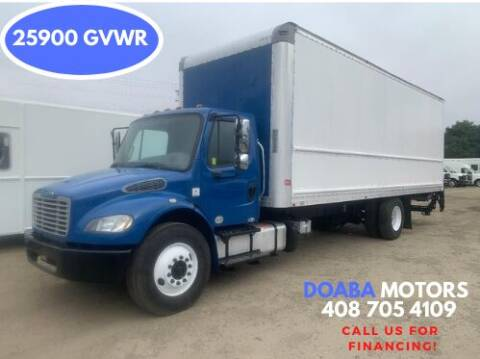 2013 Freightliner M2 106 for sale at DOABA Motors - Box Truck in San Jose CA