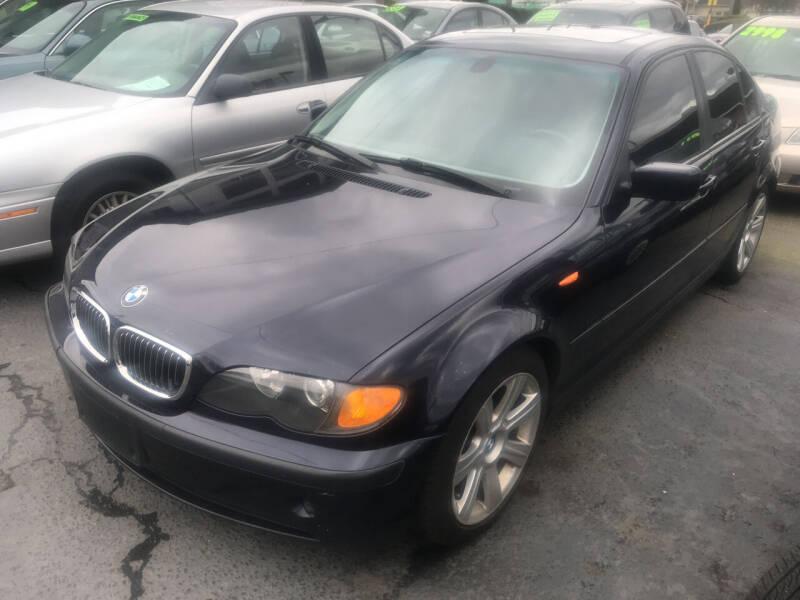 2003 BMW 3 Series for sale at American Dream Motors in Everett WA