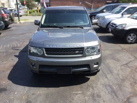 2011 Land Rover Range Rover Sport for sale at Olsi Auto Sales in Worcester MA