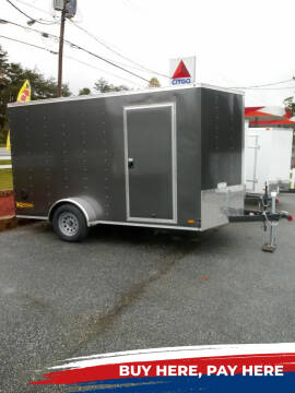 2020 Kaufman 7x12 for sale at BIG DADDY'S  A.L.D. in Winston Salem NC