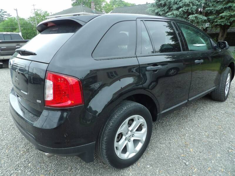 2014 Ford Edge for sale at English Autos in Grove City PA