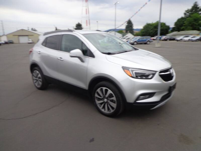 2017 Buick Encore for sale at New Deal Used Cars in Spokane Valley WA