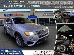 2018 BMW X4 for sale at Best Auto Outlet in Floral Park NY