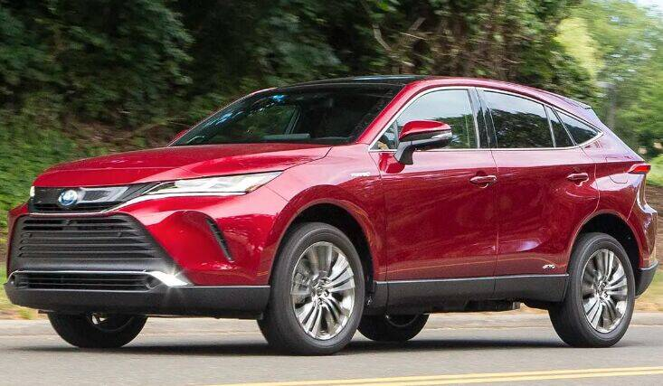 2021 Toyota Venza for sale at Diamante Leasing in Brooklyn NY