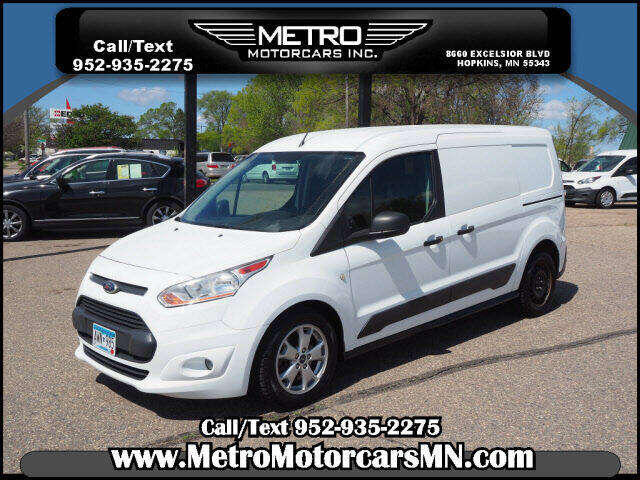 2014 Ford Transit Connect Cargo for sale at Metro Motorcars Inc in Hopkins MN
