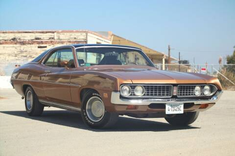 1971 Ford Torino for sale at Dodi Auto Sales in Monterey CA