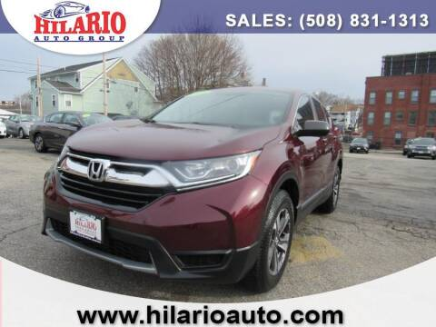 2018 Honda CR-V for sale at Hilario's Auto Sales in Worcester MA