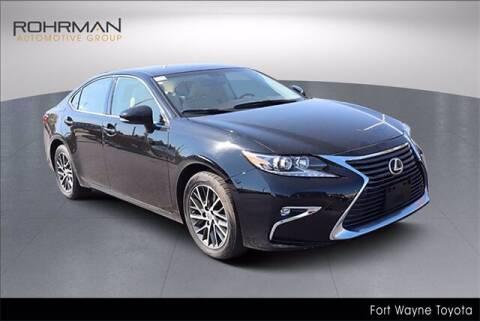 2016 Lexus ES 350 for sale at BOB ROHRMAN FORT WAYNE TOYOTA in Fort Wayne IN